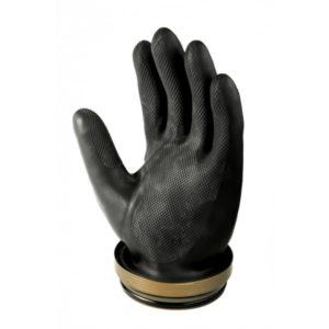 Handskar utan tätning, för ringsystem