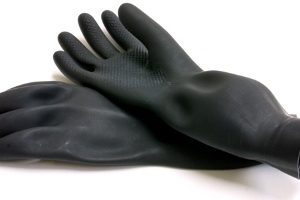 Handskar med handledstätning